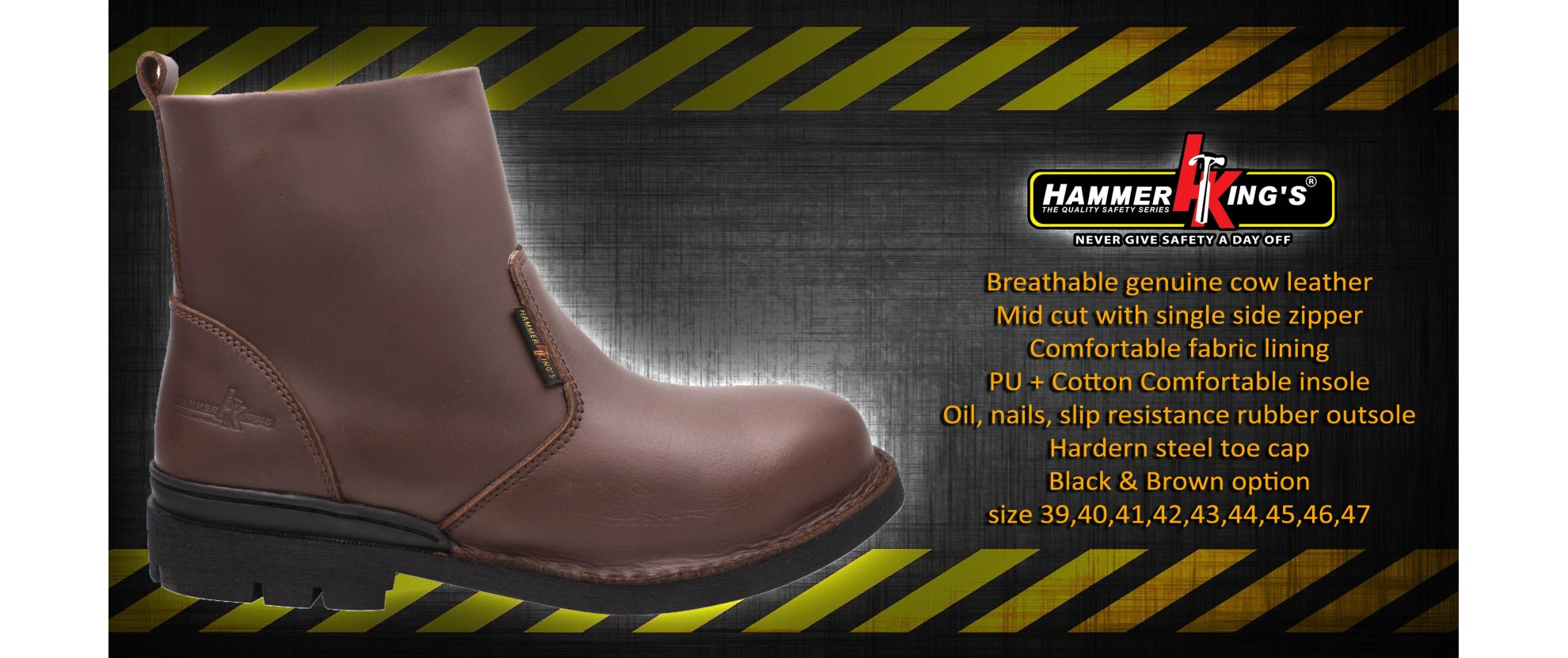 HAMMER KING SAFETY COLLECTION