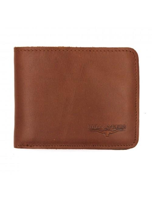 BULL RYDERS Premium Genuine Leather Wallet BWFE-80295