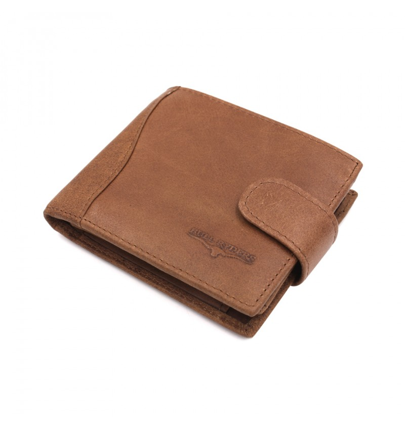 BULL RYDERS Genuine Cow Leather Wallet BWGS-80524