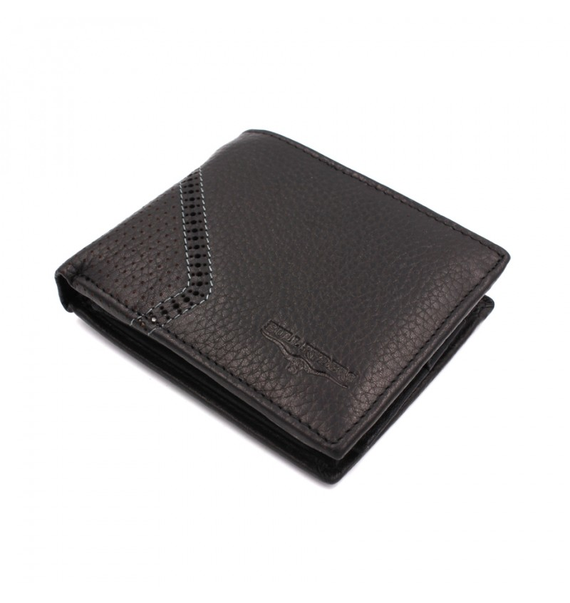 BULL RYDERS Genuine Cow Leather Wallet BWGV-80549